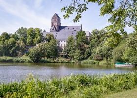 Schloss Chemnitz am Schlossteich