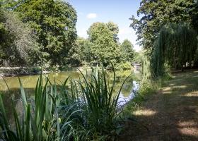 Schloss-Park in Chemnitz