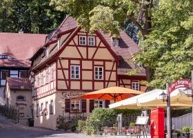 Kellerhaus am Schlossteich