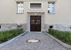 Eingang Krönerstraße 51