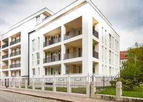 Neubau Lumumbastraße 10