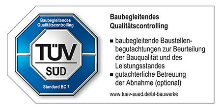 Baubegleitendes Qualitätscontrolling
