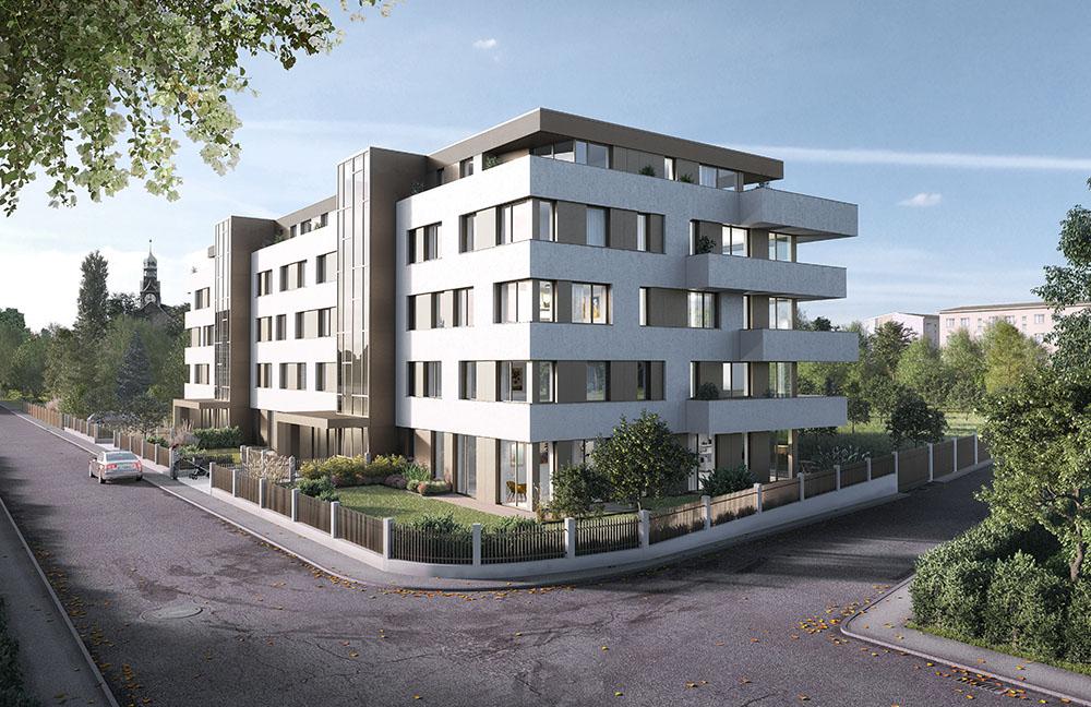 LEINE-BUILDING Paul-Flechsig-Str. 11, Leipzig